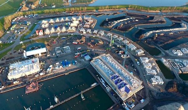Europarcs marina resort poort van amsterdam siem steur for Amsterdam poort